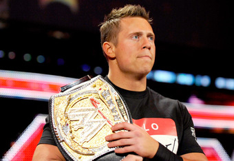 Miz WWE Champion Extreme Rules 2011 crop 340x234